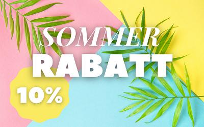 Schnell sein lohnt sich! – Sommerrabatt für MitWirkung!-Personalentwicklungsangebote sichern